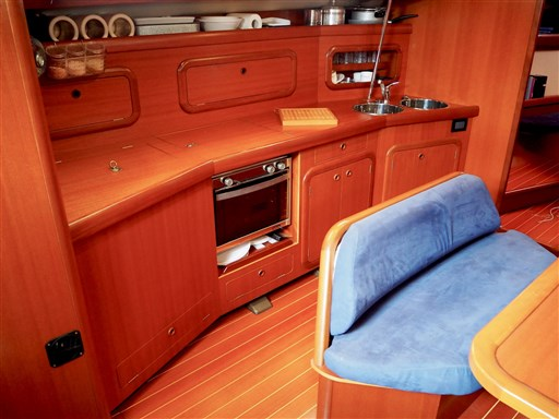Abayachting Cantiere del Pardo Grand Soleil 46.3 8