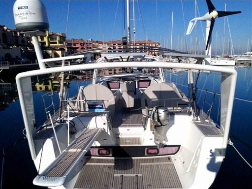 Abayachting Oceanis Beneteau 58 8