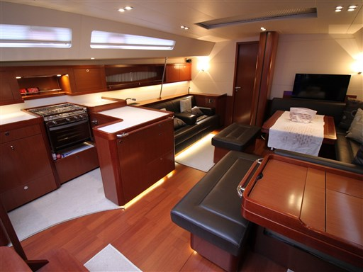 Abayachting Oceanis Beneteau 58 14