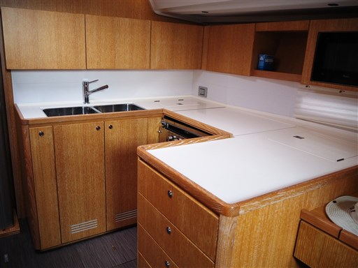 Abayachting Cantiere del Pardo Grand Soleil 50 New 12