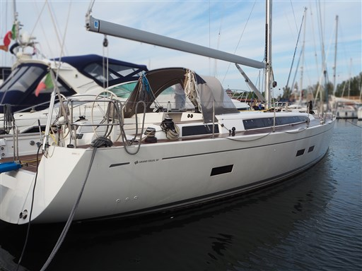 Abayachting Grand Soleil 50 New Cantiere del Pardo 2