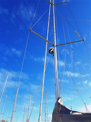 Abayachting Grand Soleil 43 Maletto Cantiere del Pardo 8