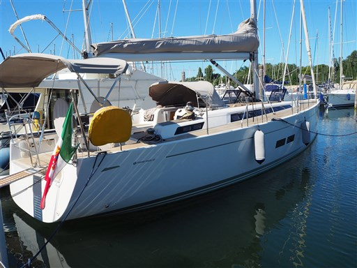 Abayachting Grand Soleil 43 Maletto Cantiere del Pardo 1