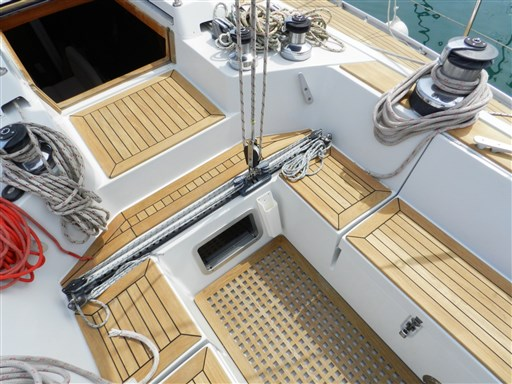 Abayachting Cantiere del Pardo Grand Soleil 45 Frers 11