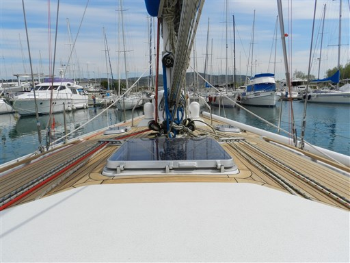 Abayachting Cantiere del Pardo Grand Soleil 45 Frers 16