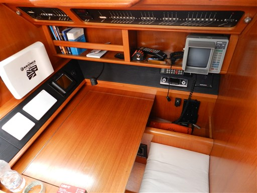 Abayachting Cantiere del Pardo Grand Soleil 45 Frers 25