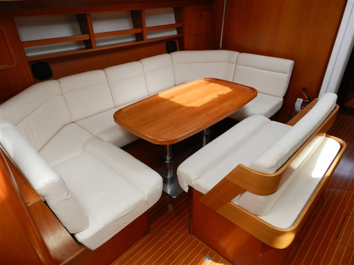 Abayachting Cantiere del Pardo Grand Soleil 45 Frers 21