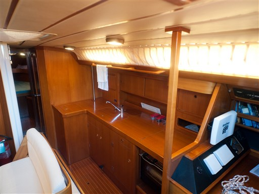 Abayachting Cantiere del Pardo Grand Soleil 45 Frers 24