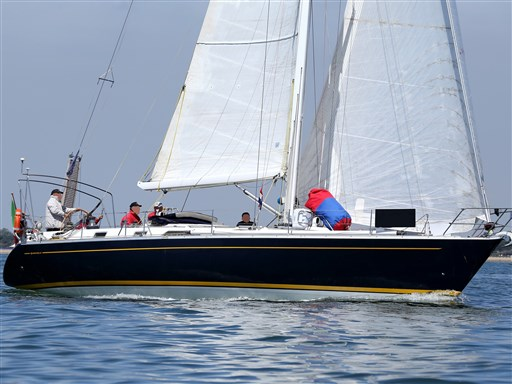 Abayachting Cantiere del Pardo Grand Soleil 45 Frers 8