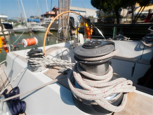 Abayachting Cantiere del Pardo Grand Soleil 45 Frers 17