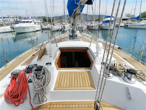 Abayachting Cantiere del Pardo Grand Soleil 45 Frers 2