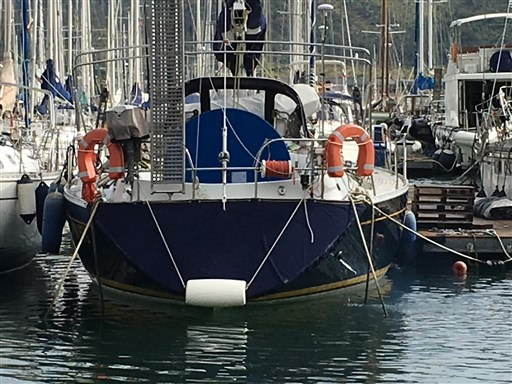 Abayachting Cantiere del Pardo Grand Soleil 45 Frers 6