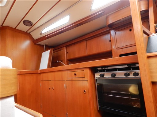 Abayachting Cantiere del Pardo Grand Soleil 45 Frers 23