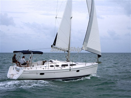 Hunter 36 Shoal Keel