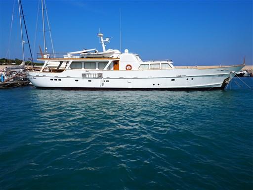Costaguta Navetta 28 Dislocante (imbarcazione Da Diporto)