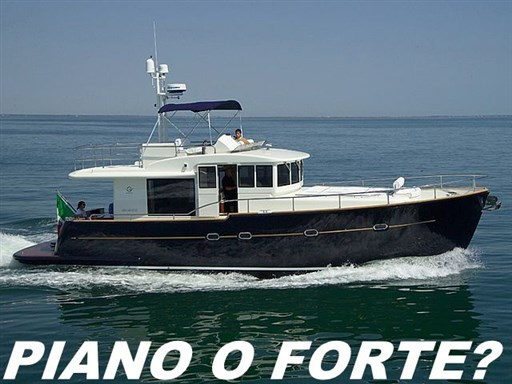 Cantieri Estensi 480 Maine Navetta Planante
