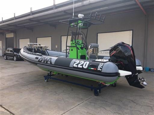 Bwa Nautica 220 Super Pro Fishing
