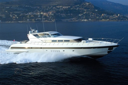 Overmarine Mangusta 105 Open