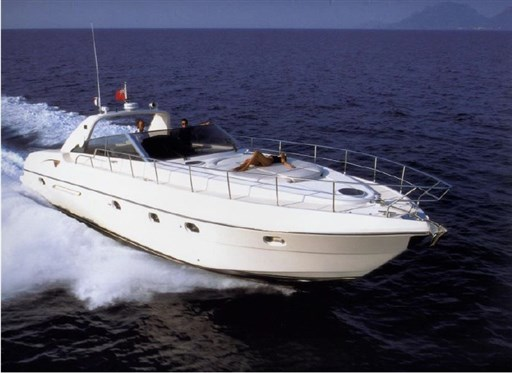 Gianetti Yacht Gianetti 52 Sport