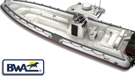 Bwa Nautica 42 Open Fb