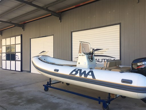 Bwa Nautica Bwa California 550 Special
