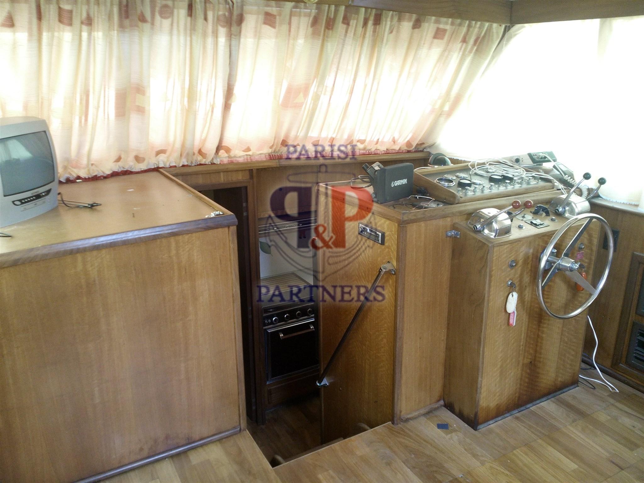 Hatteras 38 Double Cabin, barca motore usata in vendita in ...