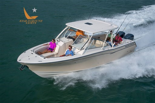 Grady White Boats Freedom 307